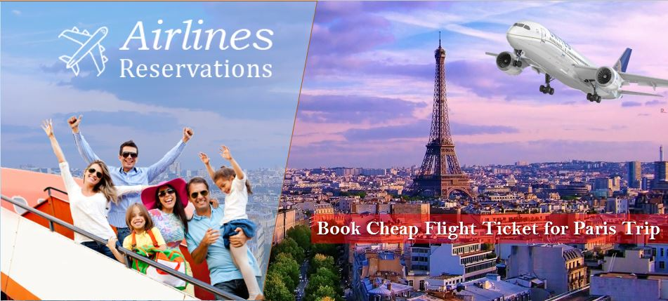 United-Airlines-Reservations-Book-Low-cost-flights-for-Paris